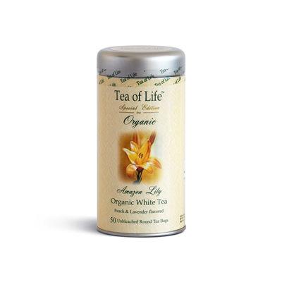 TEA OF LIFE ORGANIC TEA  AMAZON LILY