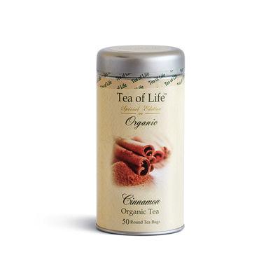 TEA OF LIFE ORGANIC TEA CINNAMON