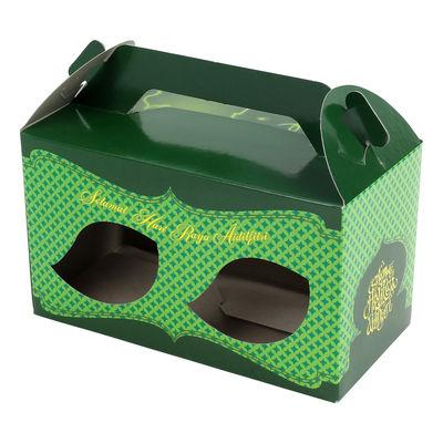 REDMAN HARI RAYA PAPER BOX FOR 2PC-CONTAINER 5PCS/PACK