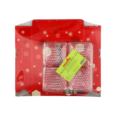 REDMAN MOONCAKE BOX SET 4S HEXAGON 5SET