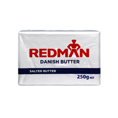 REDMAN SALTED LACTIC BUTTER 250G