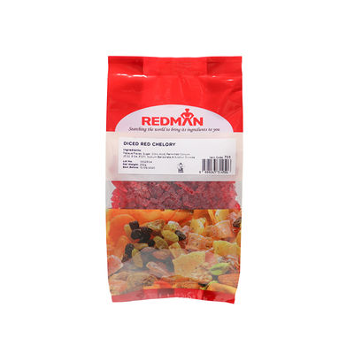 REDMAN DICED RED CHELORY 250G