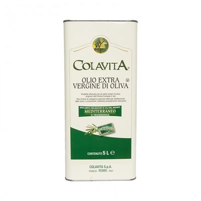 "COLAVITA EXTRA VIRGIN OLIVE OIL ""MEDITERRANEAN"" 5L"