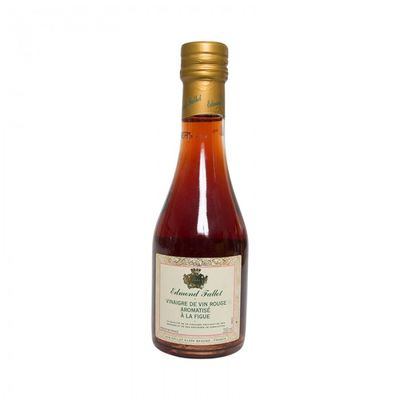 FALLOT RED WINE VINEGAR WITH FIG 250ML