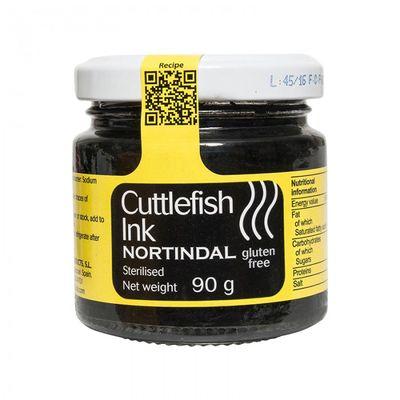 NORTINDAL NATURAL CUTTLEFISH INK 90G