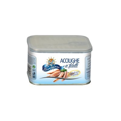 ALIMENTIS ANCHOVY FILLETS IN OIL 700G