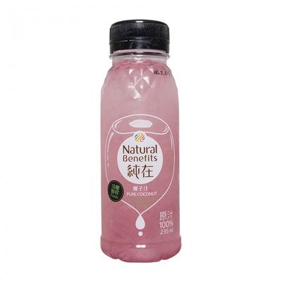 NATURAL BENEFITS DRINK COCONUT PURE 235ML