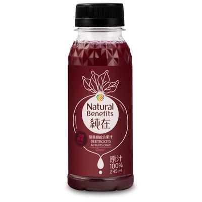 NATURAL BENEFITS DRINK BEETROOT & FRUITS 235ML
