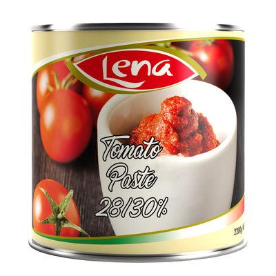 LENA TOMATO PASTE 2200G