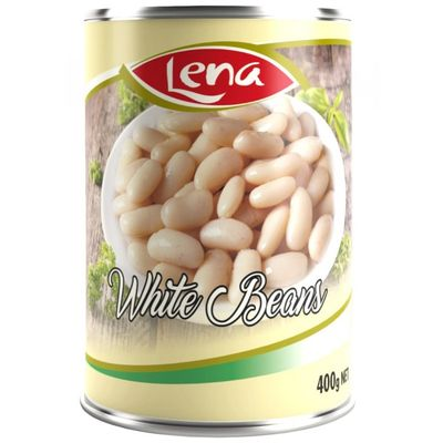 LENA CANNELLINI BEANS 400G