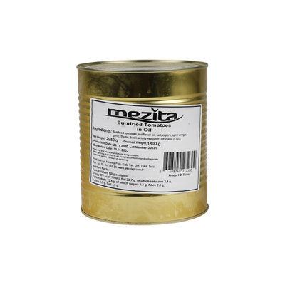 MEZITA TOMATO SUNDRIED IN OIL/MEZITA 3KG