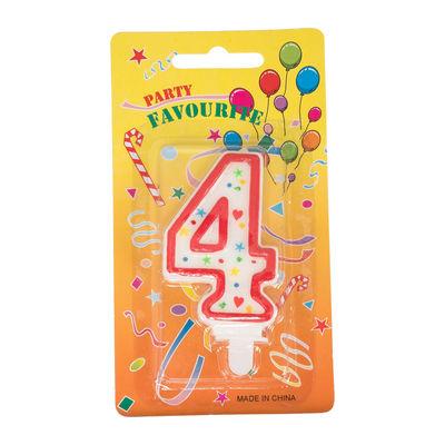 REDMAN BIRTHDAY CANDLE #4