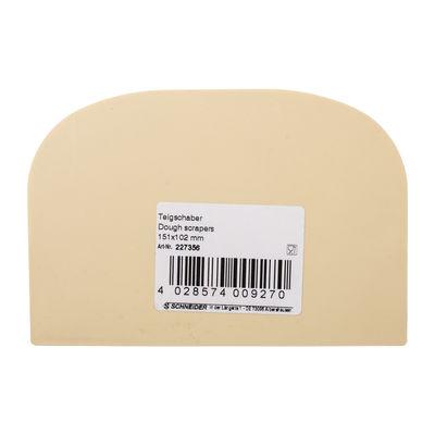SCHNEIDER PLASTIC SCRAPPER 10CMX15CM