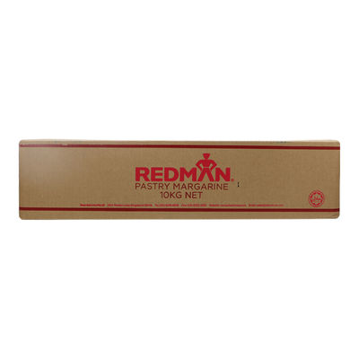 REDMAN PASTRY MARGARINE SHEET 10KG