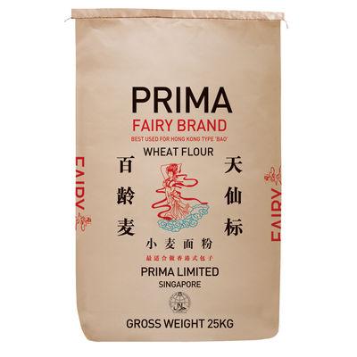 PRIMA FAIRY WHEAT FLOUR FOR HONG KONG BAO 25KG