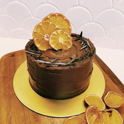 0711 Chocolate Orange Jaffa Cake