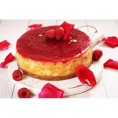 0914 Ispahan Cheese Cake + Oat Cookies