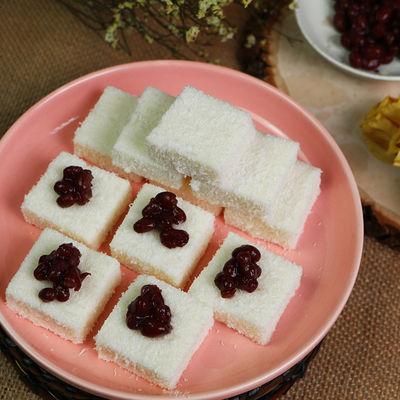 0604 Coconut Milk Snow Cake 雪花糕