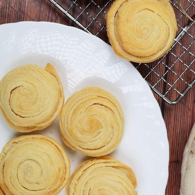 0707 Cream Bread & Crispy Cake