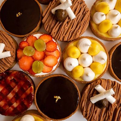 0619 French Pastry 101 - Tarts