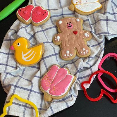 0617 Sugar Cookies (Kid+Adult)