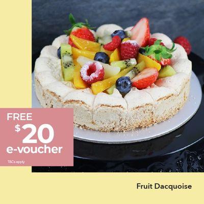 0625 Fruit Dacquoise
