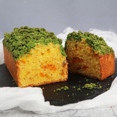 1001 Halloween Pumpkin Matcha Pound Cake & Pumpkin Cookies
