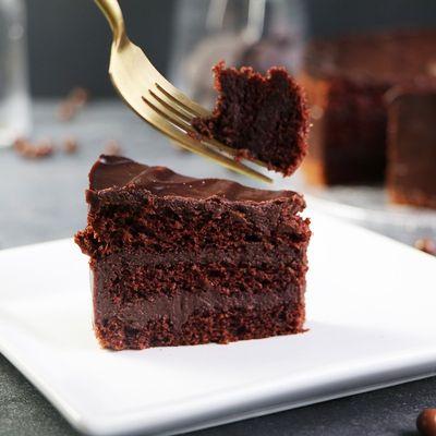 Chocolate Fudge Cake (Asian Style) Recipe