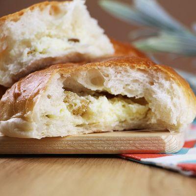 Raisin Cheese Soft Bread Recipe