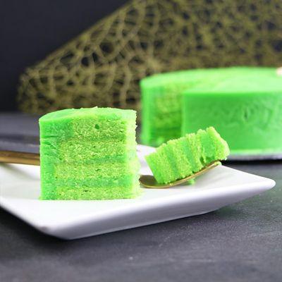 Pandan Kaya Cake Recipe
