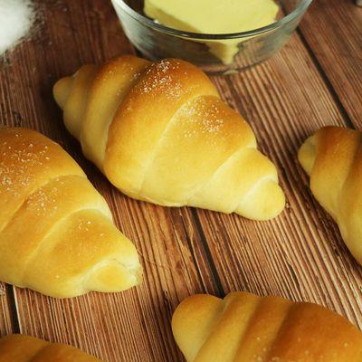 Sea Salt Butter Roll Recipe