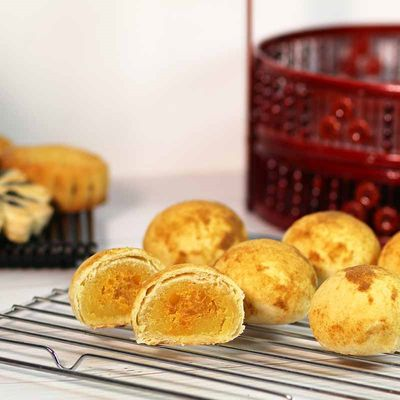 Yue Niang Pastry Recipe
