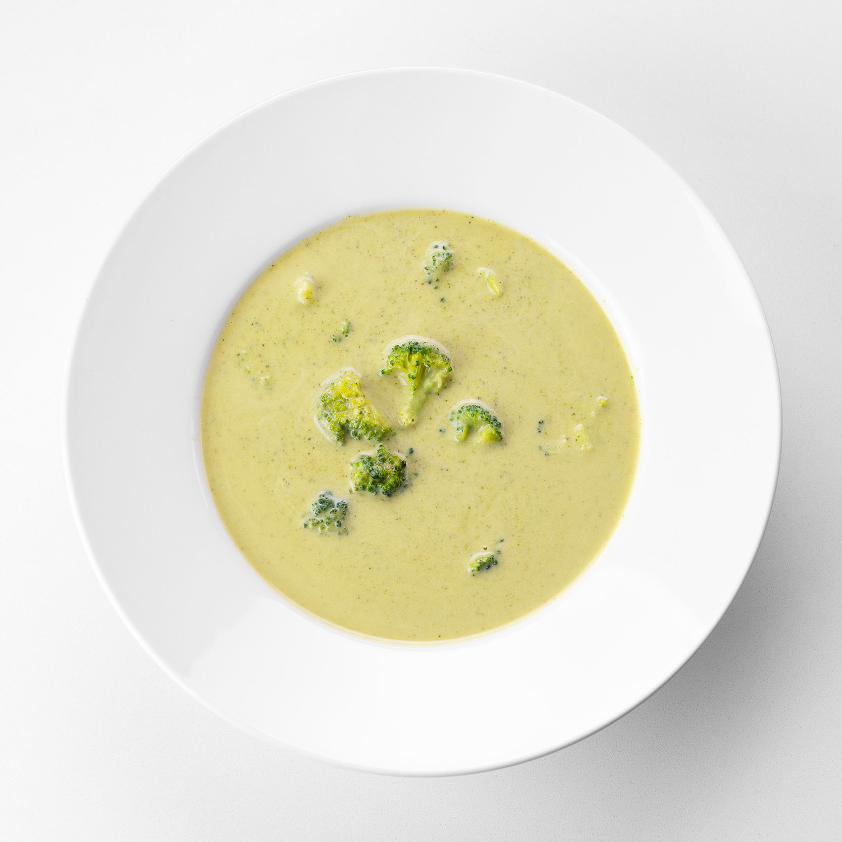 House-Made Cream of Broccoli Soup