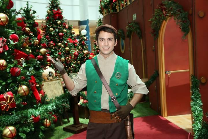 O Sr. Vinci é um jovem cientista, criador das invenções malucas do Noel