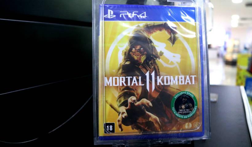 Lançamento Mortal Kombat 11 já disponível no RioMar