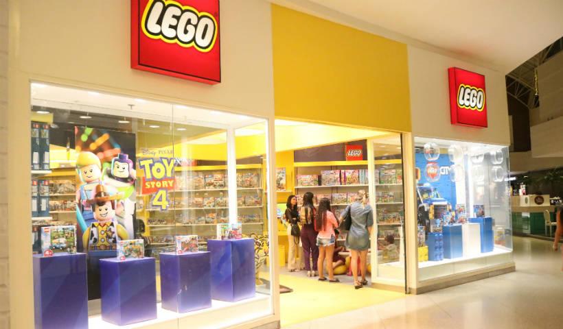 """Campanha """"Férias Lego"""" estimula a criatividade da criançada"""