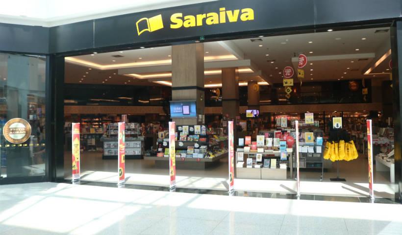"""Livraria Saraiva promove ação """"Troca Livros"""""""