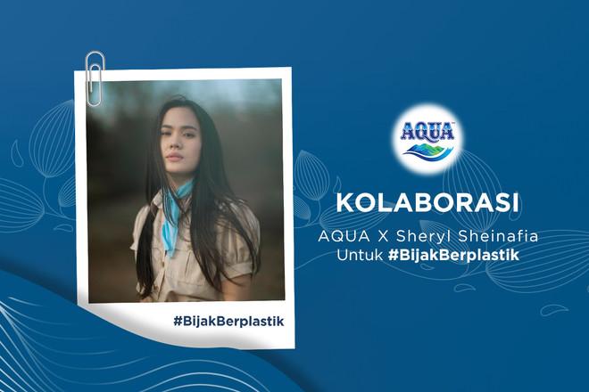 Sheryl Sheinafia Rilis Single Positif untuk Mengajak Anak Muda Atasi Masalah Sampah Plastik