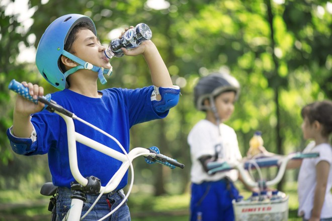 Mengajarkan Anak Akan Pentingnya Olahraga Bagi Tubuh