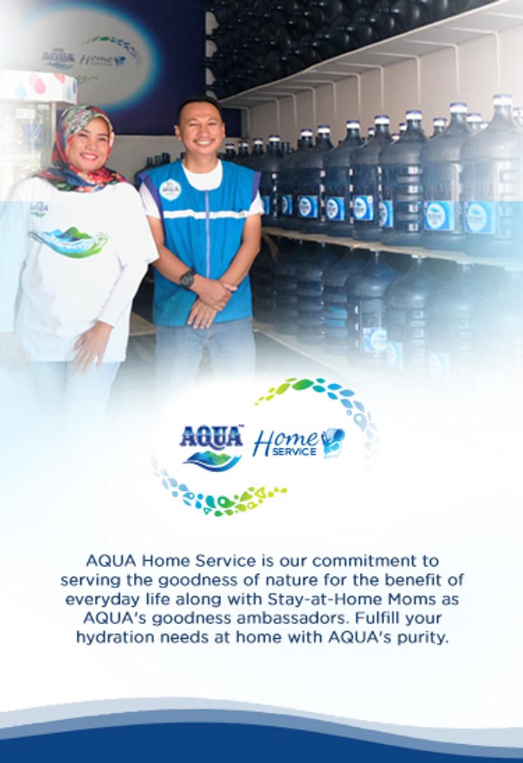 Aqua Home Service English