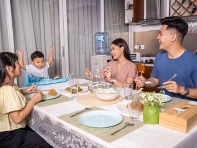 Penuhi Kebutuhan Cairan Keluarga Anda Dengan Air Mineral Terbaik
