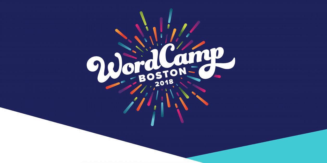 WordCamp Boston 2018