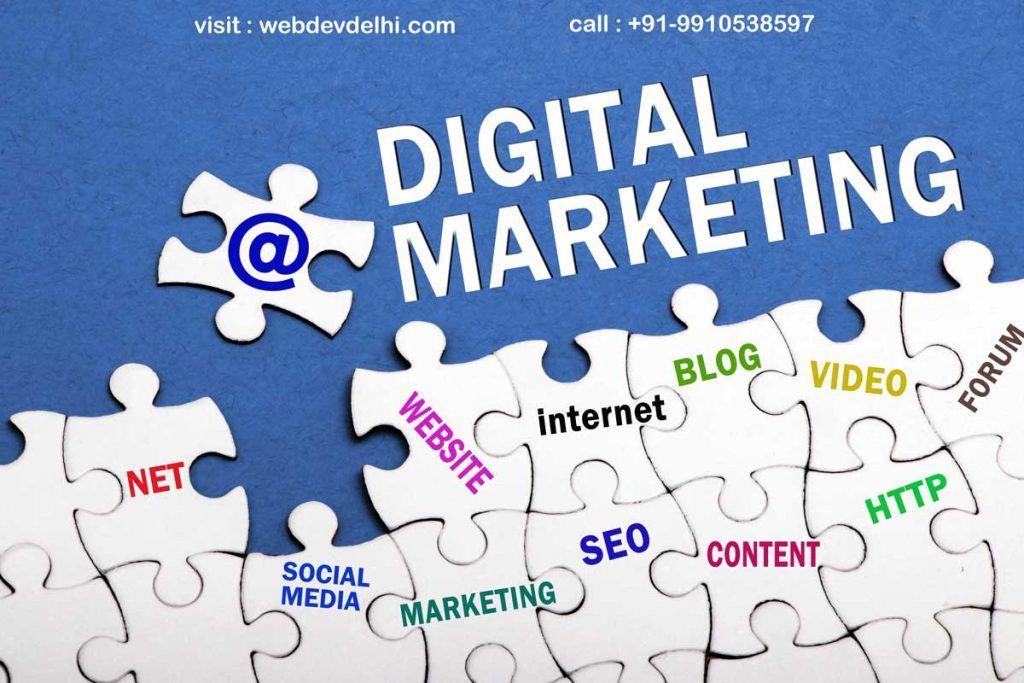 Digital Marketing Service Delhi