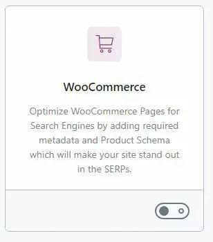 Module Woocommerce