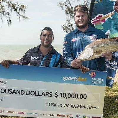 Million Dollar Fish off to a $10,000 start