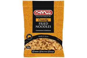 Crunchy Fried Noodles