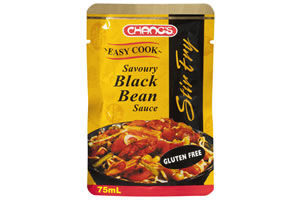 Savoury Black Bean Stir Fry Sauce