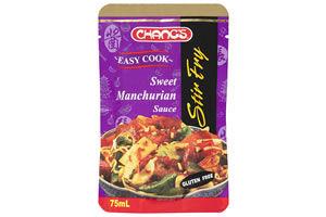 Sweet Manchurian Stir Fry Sauce