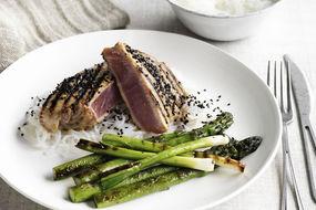 Miso Marinated Tuna