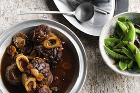 Spicy Asian Osso Buco